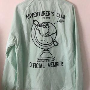 Disney Adventure Windbreaker Jacket